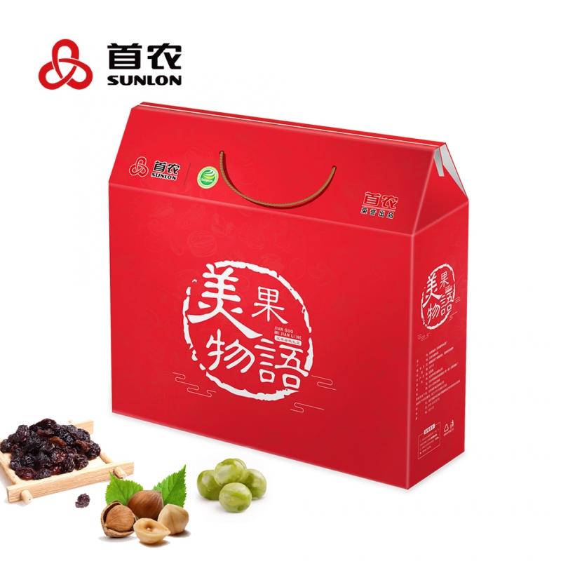 【首农集团出品】美果物语 美食混合坚果零食 1308g