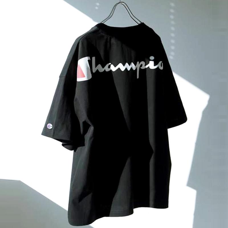【优选品牌】【预售】 CHAMPION 短袖T恤男女款C8-P359 专柜验货 正品保证