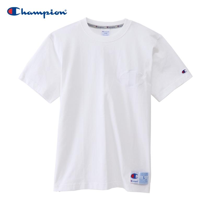 【优选品牌】CHAMPION 情侣T恤C3-M358 专柜验货 正品保障