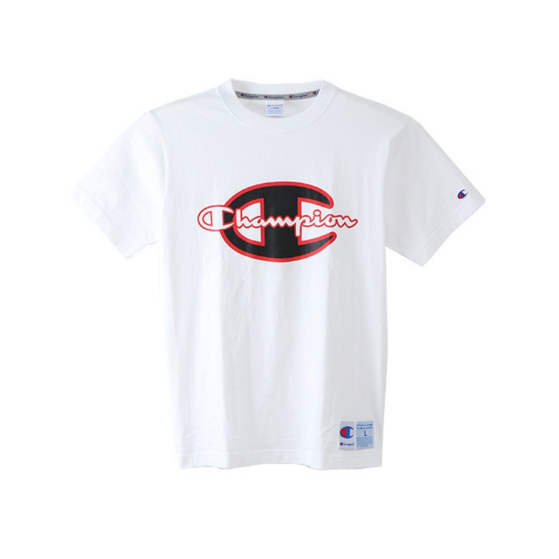 【优选品牌】CHAMPION T恤 男女同款C3-M359 专柜验货 正品保障