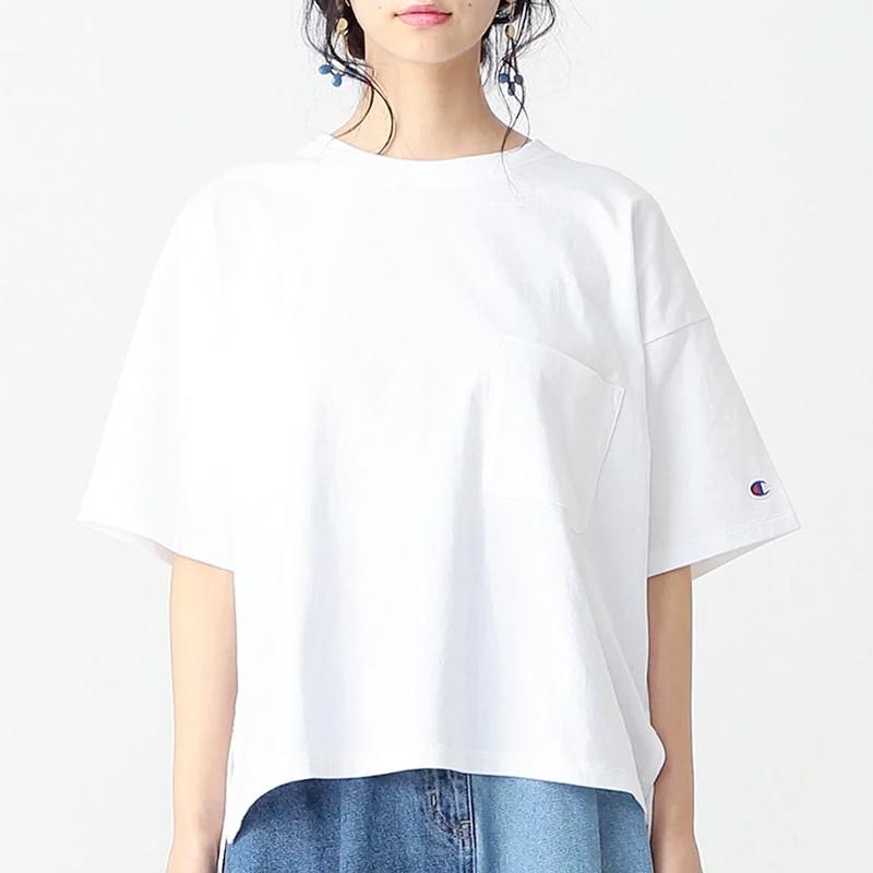 【优选品牌】CHAMPION T恤 女款CWSM366 专柜验货 正品保障