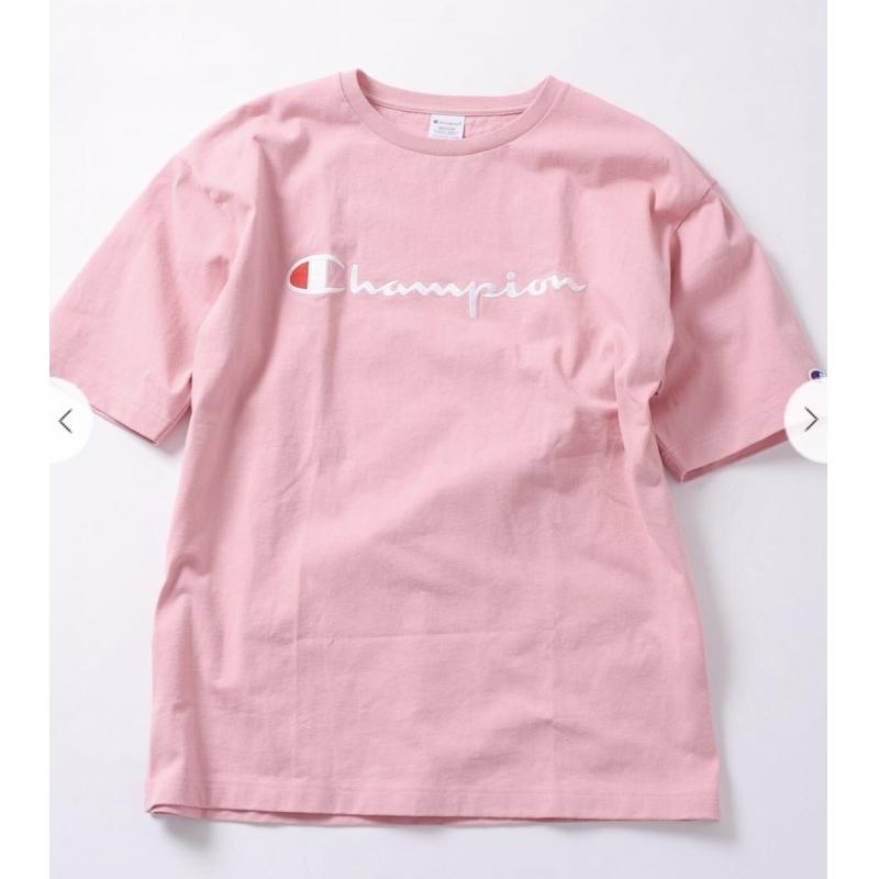 【优选品牌】【预售】 CHAMPION 短袖T恤男女款C8-M352 专柜验货 正品保证