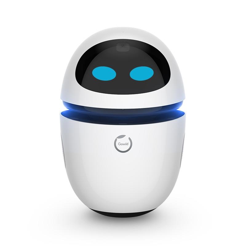 Gowild狗尾草公子小白人工智能机器人 语音陪伴对话家庭管家