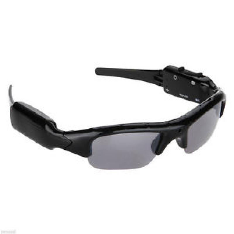 中性智能高清行车记录眼镜