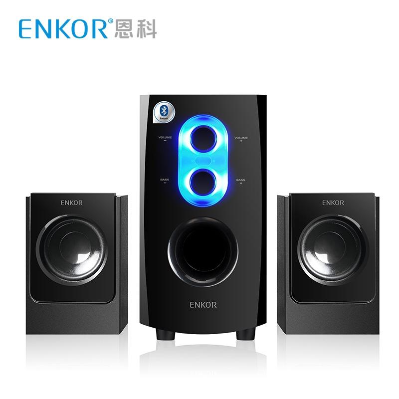 【办公用品】ENKON/恩科E60B电脑笔记本音响