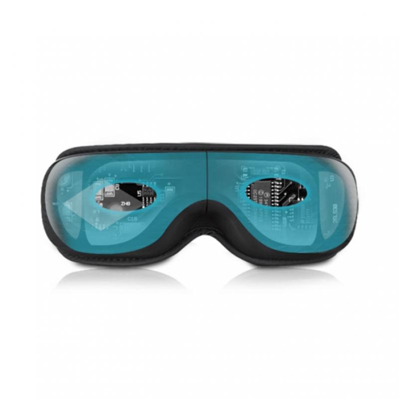 【眼部护理】i-style/范儿 红外手势操作气压热敷眼部按摩器