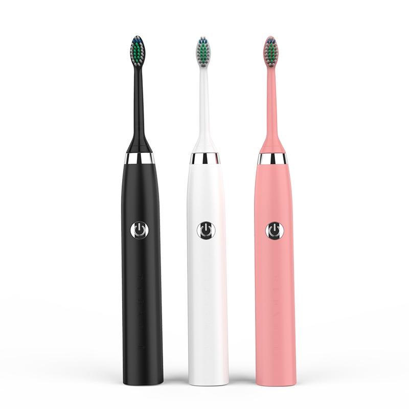 普瑞丽丝电动牙刷TB601五种健齿模式全身防水30天续航