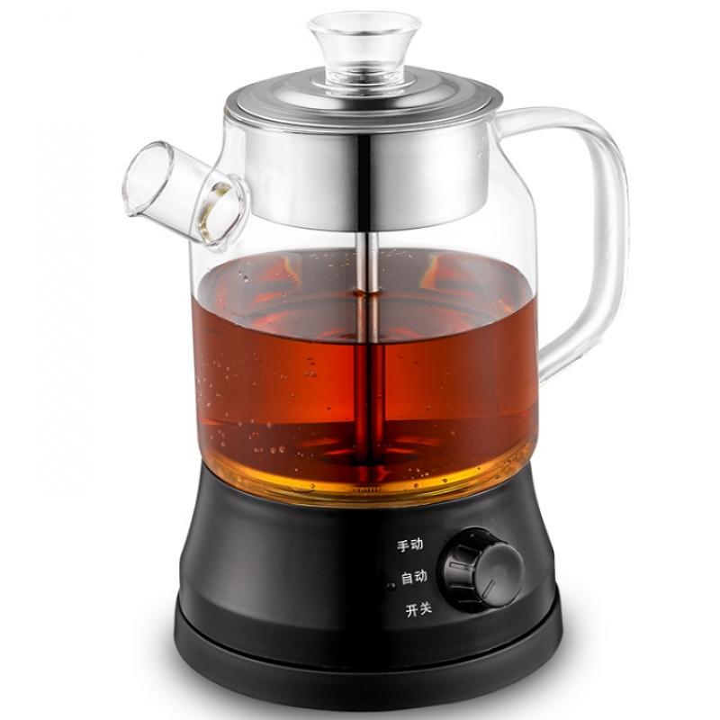 【美能迪】 煮茶器黑茶全自动玻璃煮茶壶玻璃煮普洱电热水壶 WA...