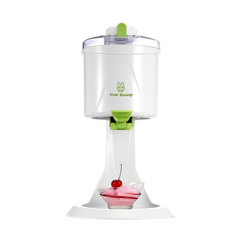 【厨卫电器】冰淇淋机家用 儿童 diy 水果冰激凌机 小型全自动 ...