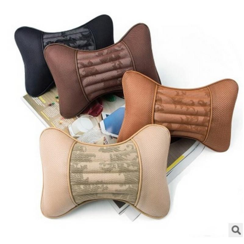 汽车头枕护颈枕养生保健枕头车用饰品内饰用品按摩靠枕