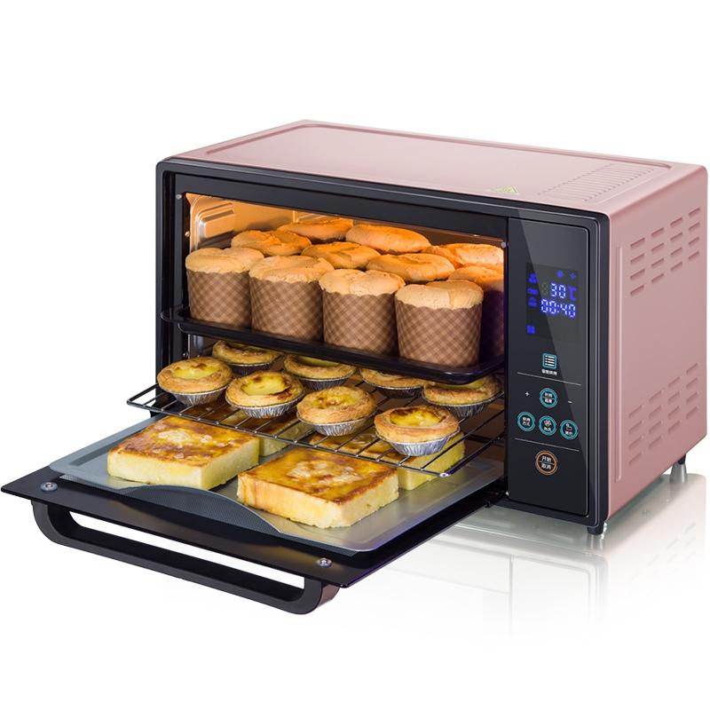 【厨卫电器】Bear/小熊 DKX-B30Q1智能烤箱家用烘焙多功能大电...