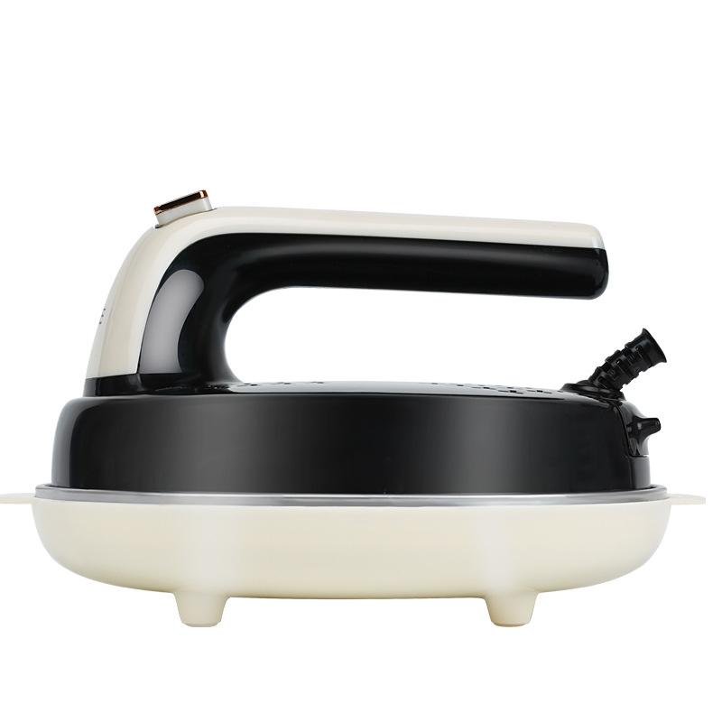 【厨卫电器】科客keke冰壶电饼铛薄饼机手持春卷机
