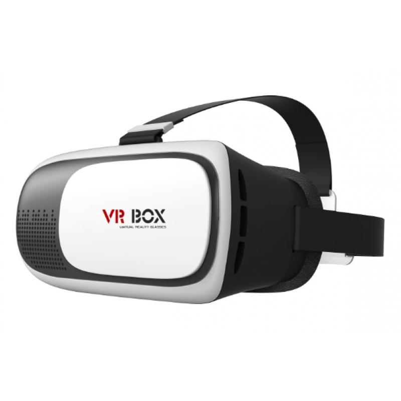 爆款虚拟现实眼镜vr box二代手机头戴式