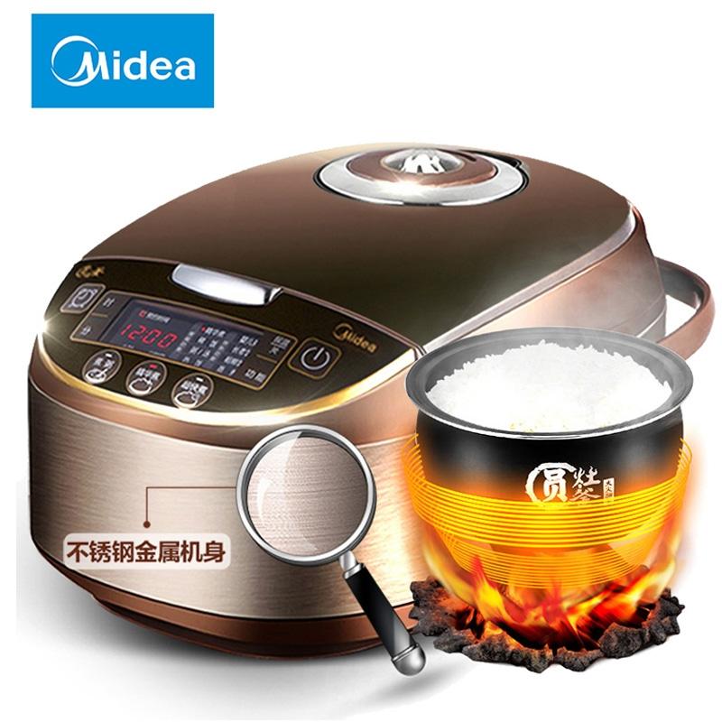 【厨卫电器】Midea/美的 MB-WFS4017TM智能电饭煲锅