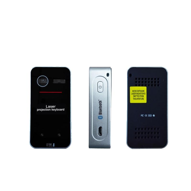 哨鸟KB560激光镭射投影蓝牙键盘无线虚拟键盘鼠标