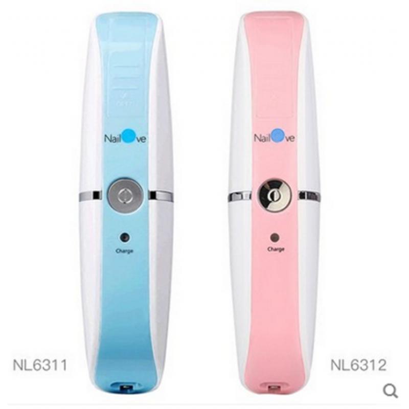 Nailove/奈乐电器NL6311L儿童款电动指甲刀指甲磨甲器自动指甲...