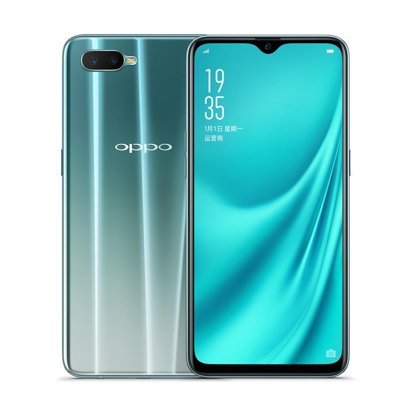 【手机数码】OPPO K1屏幕指纹全面屏拍照全网通4G